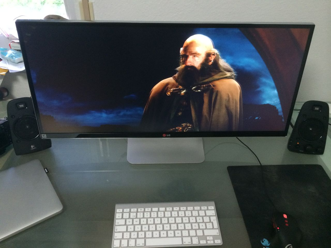 LGs new 3440x1440 34UM95 monitor and Mac compatibility? - Ars